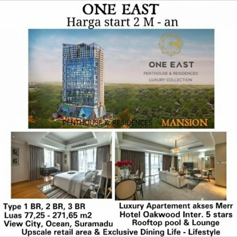 apartemen one east residence merr mulyorejo pusat surabaya