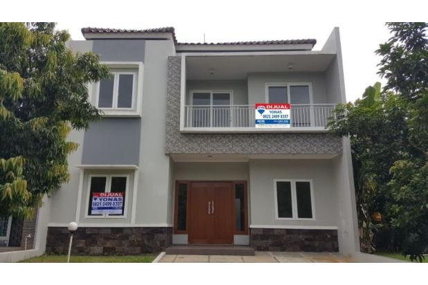 Rumah di Cluster Sutera Jelita, Alam Sutera, Tangerang, lokasi sangat stra 14132565