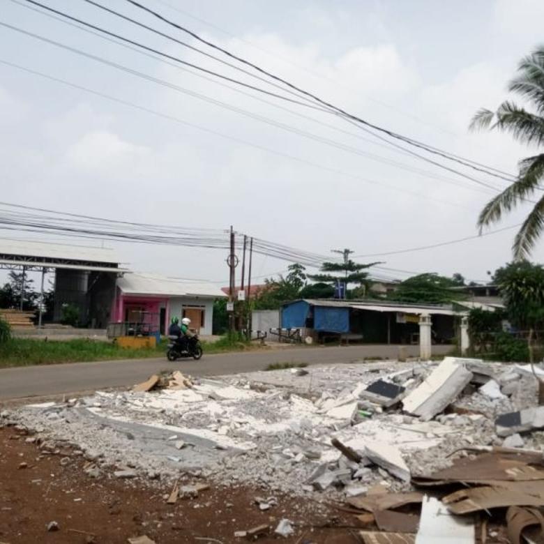 Tanah Kavling Sawangan SHM Diskon Pembelian Cash Keras