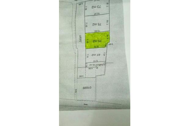 Rp6,5jt Tanah Dijual