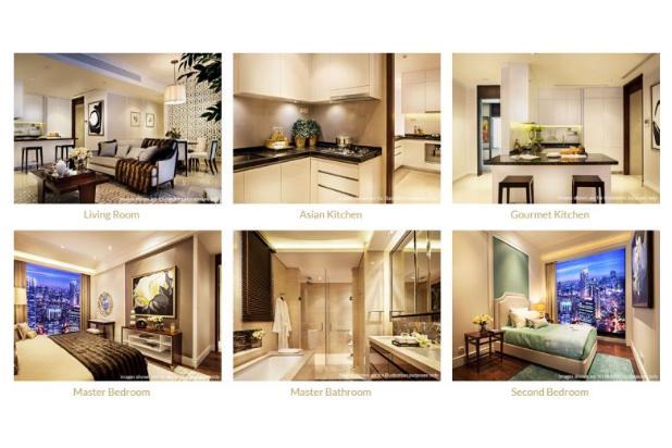 Rp1,71trily Apartemen Dijual
