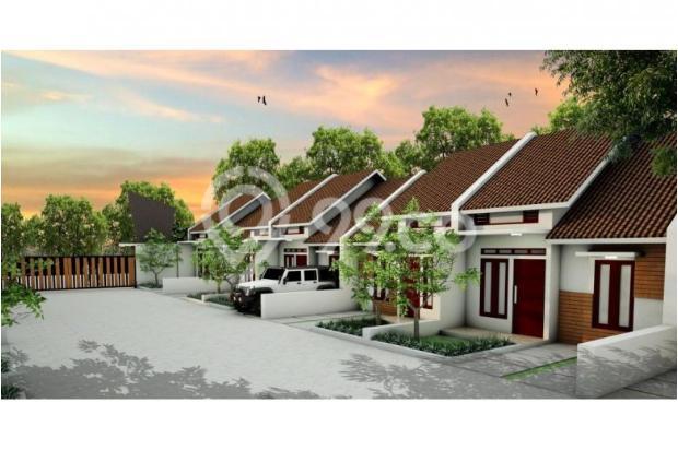 Membeli Rumah di Cluster Wilayah Duren Seribu Bojongsari Depok 9488549