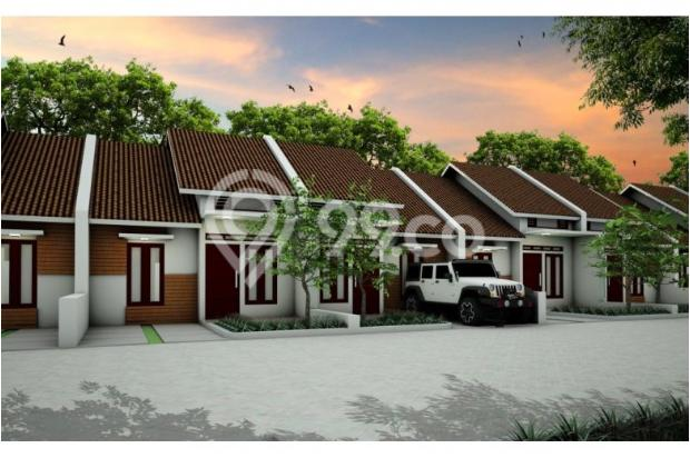 Membeli Rumah di Cluster Wilayah Duren Seribu Bojongsari Depok 9488559