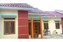 Rumah Baru Cluster Exklusif nyaman strategis di Parung MuRaH 200an juta KPR