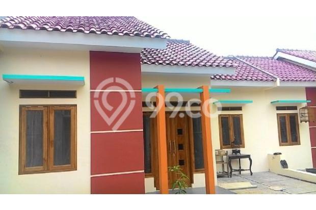 Rumah Baru Cluster Exklusif nyaman strategis di Parung MuRaH 200an juta KPR 13588194