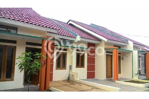 Rumah Baru Cluster Exklusif nyaman strategis di Parung MuRaH 200an juta KPR 13588220