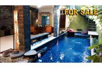Di Jual Villa Modern Artistik di Nuansa Utama Jimbaran Bali