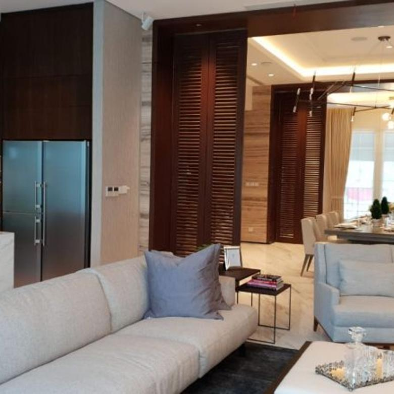Dijual LUXURY Apartement Le Parc Thamrin Nine Mansion Tower 4BR (523 sqm)