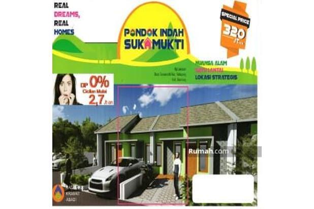 Rp301jt Rumah Dijual