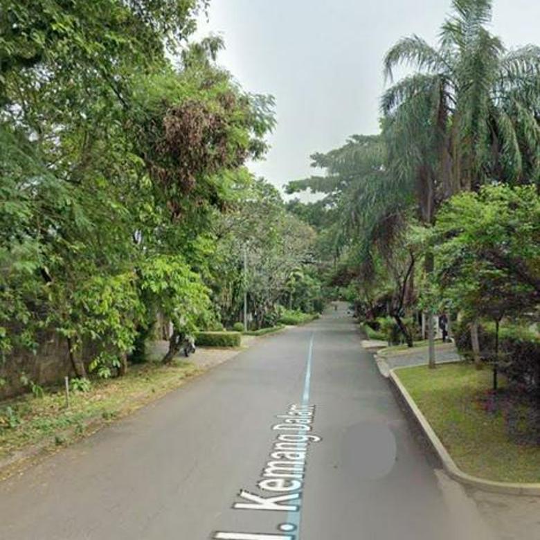 RUMAH TENANG dan NYAMAN at Jl KEMANG DALAM, JAKARTA SELATAN