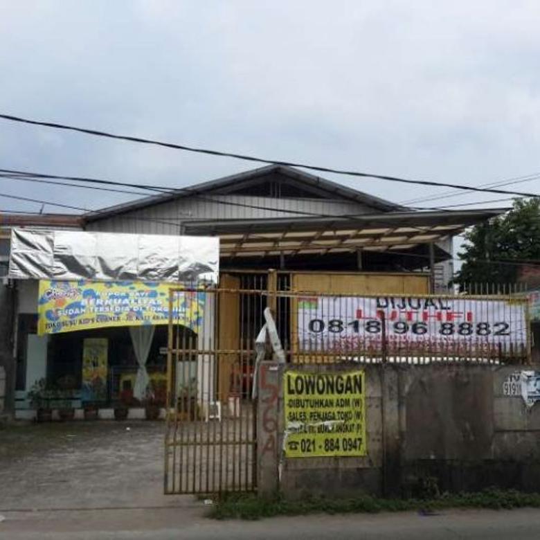 GUDANG DAN TOKO DI KALIABANG TENGAH BEKASI UTARA
