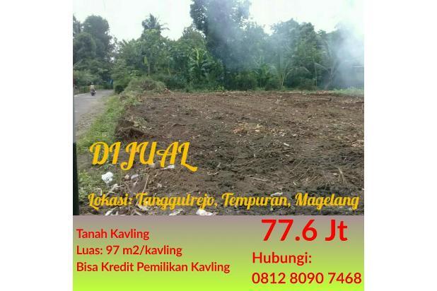 Rp77,6jt Tanah Dijual