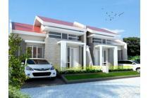 Rumah Minimalis Di Kavling Siap Bangun dekat Perum Ngijo Karlos Malang