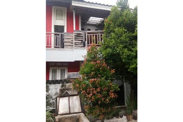 Rumah 2 lantai di Perumahan GAPERI Bojong Gede dekat dengan Stasiun 17710595