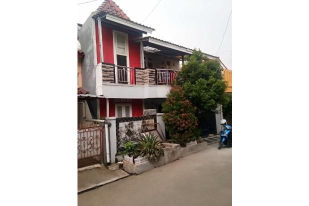 Rumah 2 lantai di Perumahan GAPERI Bojong Gede dekat dengan Stasiun 17710597
