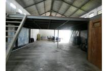 Tanah rumah dan gudang di Bekasi Timur luas murah dan strategis jalan lebar