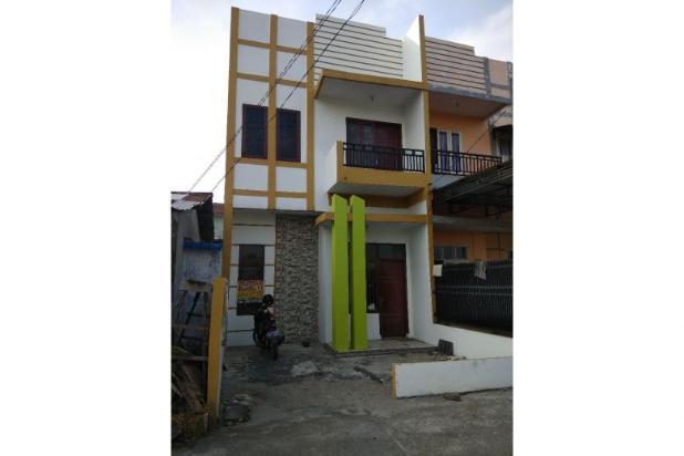 Rumah 2 lantai paling murah di Pondok Surya dekat Kapten Muslim 12900559