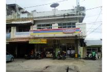 Ruko 3 Pintu di Kawasan Letkol. Iskandar (BLUE AREA), Pusat Kota Palembang