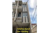 IP1839: Rumah Posisi Hoek Harga Apartemen Termurah di Duri Kepa (Hanya 1)