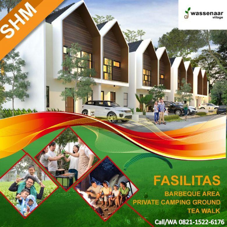 Villa Di Puncak Harga Promo 300jutaan Full Furnished