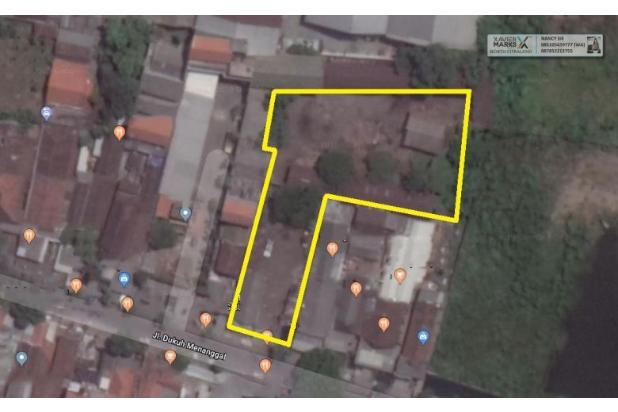Rp44,3mily Tanah Dijual