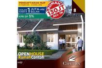 Rumah Baru Cluster Bedugul @Citra Maja Raya Tangerang Harga Mulai 130jutaan