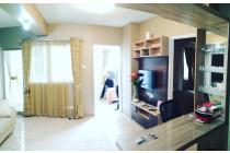Interior Full Elegan Tipe 3+1 BR dijual di Apartemen Pakubuwono Terrace