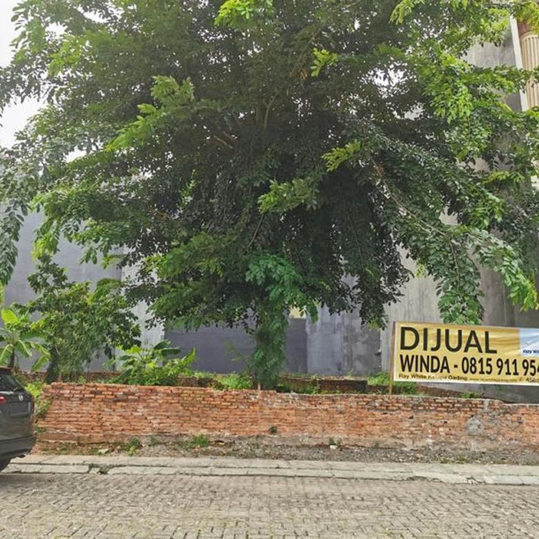 Tanah Dijual Villa Permata Indah, Luas 318 (J-6031)