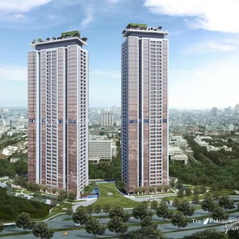 Dijual Apartemen Pakubuwono Spring Kebayoran Baru, Jakarta Selatan