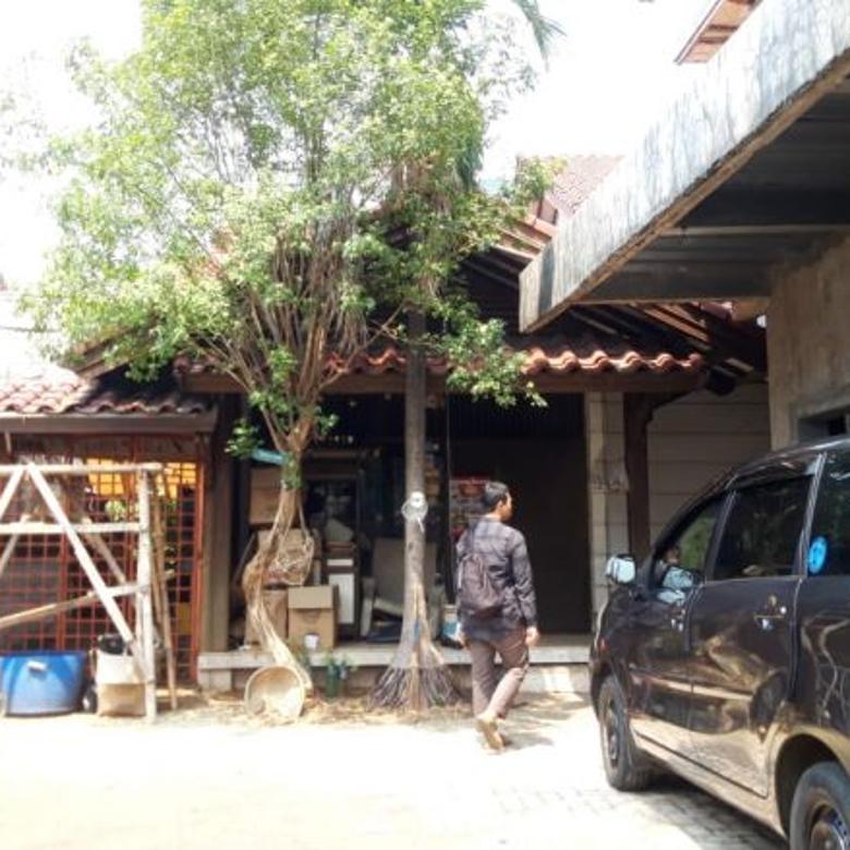Rumah lama kalibata pancoran jaksel 572mtr Shm
