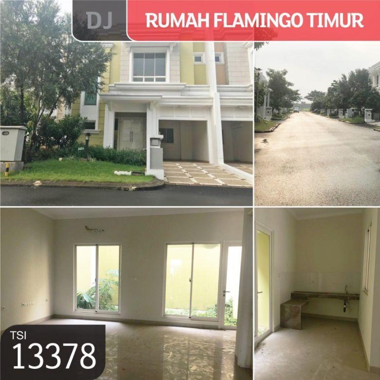 Rumah Cluster Flamingo Timur, Gading Serpong, Tangerang, 8x16m