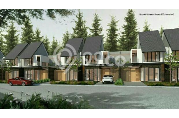 CLuster Terbaru Bloomfield Mountain Resort - The Taman Dayu Villa 17699817