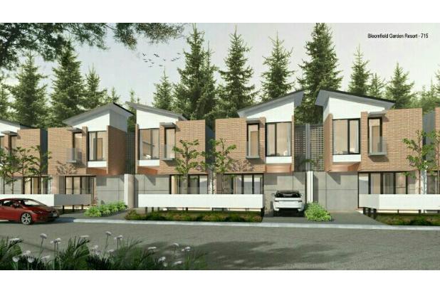 CLuster Terbaru Bloomfield Mountain Resort - The Taman Dayu Villa 17699824