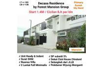 Rumah DeCasa Surabaya Barat Lakarsantri Dekat Bakal Mall Citraland dan JLLB
