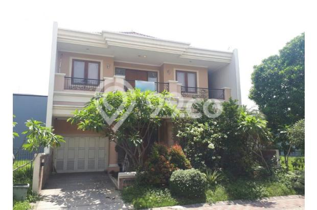 Rumah Standard Citraland Depan Semi Furnished Surabaya 15422727