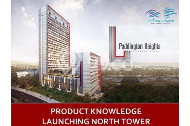 Apartemen Paddington Heights Alam Sutera, Siap Huni 7608413