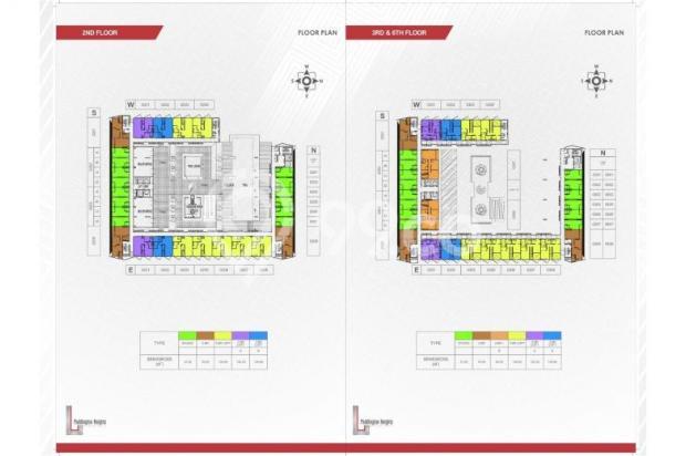 Apartemen Paddington Heights Alam Sutera, Siap Huni 7608503