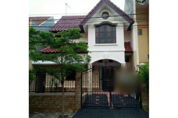 Rumah Luas!!! Posisi Hook di Kav DKI Meruya Selatan (LT : 352 m2)( Kode: E 17306869