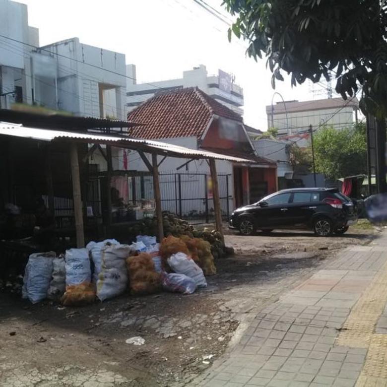 Tanah Mainroad Kiaracondong Bandung Lokasi Sangat Strategis