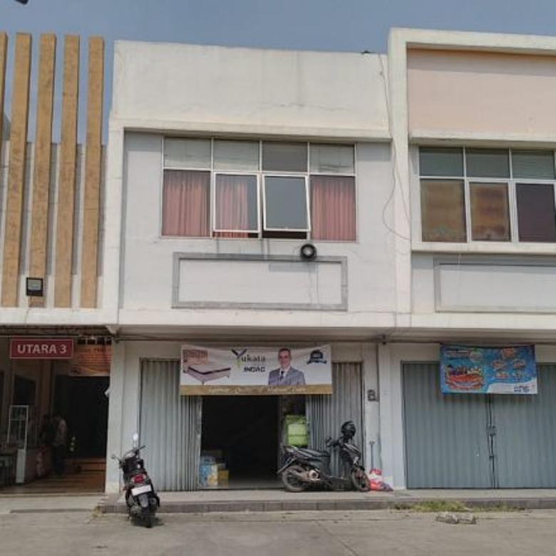 Dijual Ruko Pasar Bersih 126m2 Cengkareng Jakarta Barat