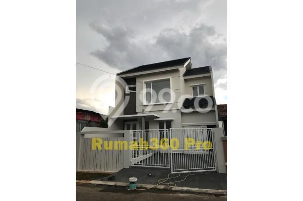 Dijual Rumah Baru Siap Huni Kencana Loka BSD 180/170 - KL077 15423852