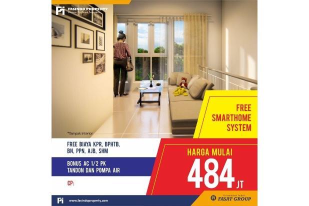 Rp48,5jt Rumah Dijual
