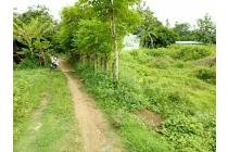 Dijual tanah 1306m2 dikomplek Karawang timur