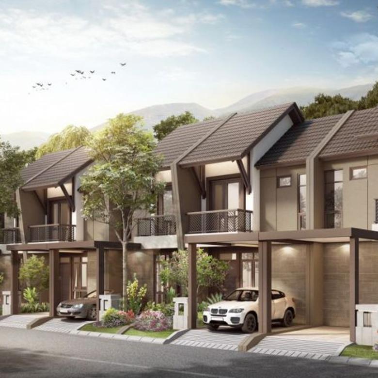 Rumah podomoropark cluster Padmagriya type Akasha Bandung
