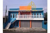 ruko siap pakai dikawasan wisata Cikole Lembang bdg barat