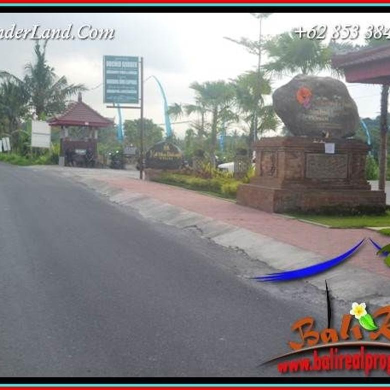 Affordable 2,000 sqm in Ubud Kemenuh