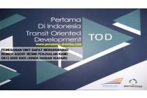 Rusunami & Apartemen TOD Tanjung Barat, Pertama di Indonesia.