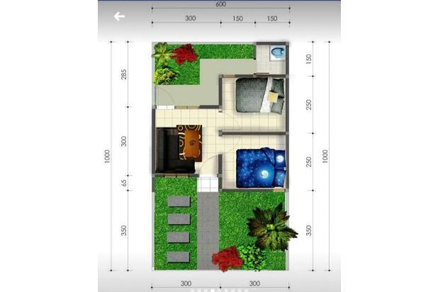Rp158jt Rumah Dijual