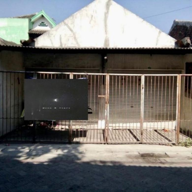 Hitung Tanah!! Rumah Siwalankerto dekat A. Yani Surabaya (NR2)