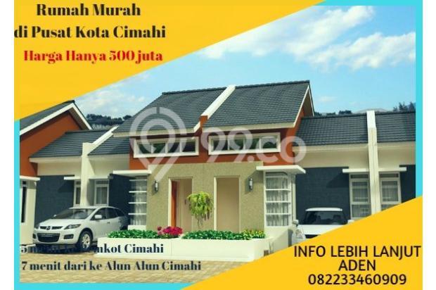 Rumah dijual di Cimahi Alun Alun Harga Murah 15851252